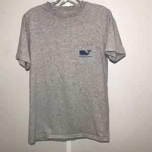 Vineyard Vines Gray T-Shirt Size XS